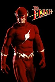 Flash, el relámpago humano (1990) cover