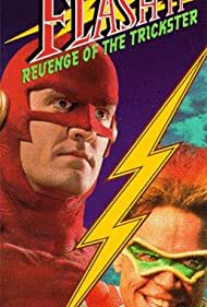 The flash II - La venganza del mago asesino (1991) cover