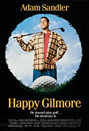 Happy Gilmore (1996) carátula