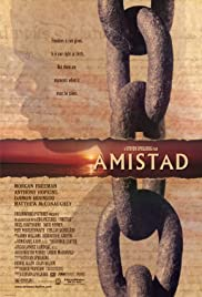 Amistad (1997) cover