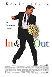 In & Out (Dentro o fuera) (1997) cover