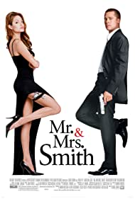 Mr. & Mrs. Smith (2005) cover