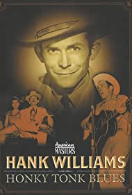 """American Masters"" Hank Williams: Honky Tonk Blues Banda sonora (2004) carátula"