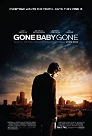 Gone Baby Gone (2007) cover