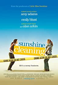 Sunshine Cleaning (2008) cover