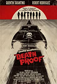 Death Proof (2007) cover