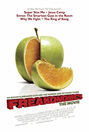 Freakonomics (2010) cover