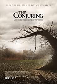 Expediente Warren: The Conjuring (2013) cover