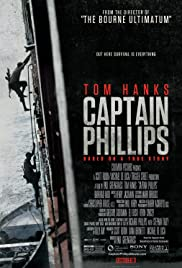 Capitán Phillips (2013) cover