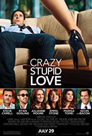 Crazy, Stupid, Love. (2011) cover