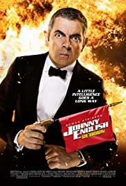 Johnny English Returns (2011) cover