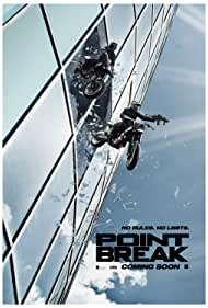 Point Break (Sin límites) (2015) cover