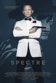 Spectre (2015) cover