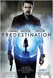 Predestination (2014) cover