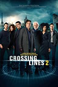 Crossing Lines (2013) cover