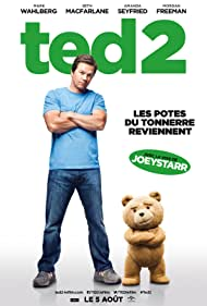 Ted 2 (2015) cover