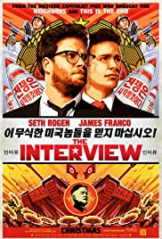 The Interview (2014) cover
