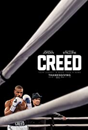 Creed: La leyenda de Rocky (2015) cover