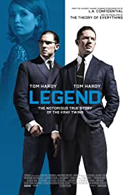 Legend (2015) cover