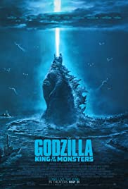 Godzilla II - King of the Monsters (2019) cover