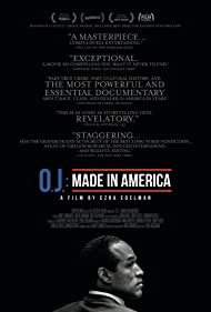 O.J.: Made in America (2016) cover