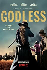 Godless (2017) cover