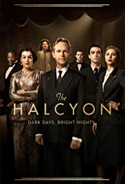 The Halcyon (2017) cover