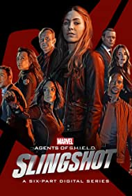 Agents of S.H.I.E.L.D.: Slingshot (2016) cover