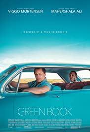 Green Book (2018) cover