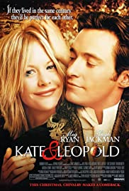 Kate & Leopold (2001) cover