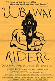 Subway Riders (1981) cover