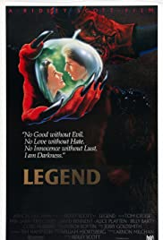 Legend (1985) cover