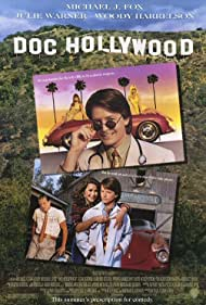 Doctor Hollywood (1991) cover