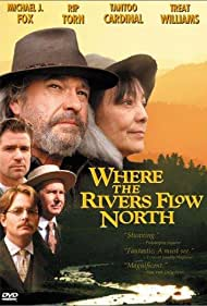 Where the Rivers Flow North (1993) cover
