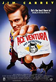 Ace Ventura - Detective Animal (1994) cover
