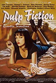 Pulp Fiction (1994) cover