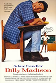 Billy Madison (1995) cover