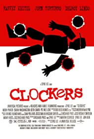 Clockers (Camellos) (1995) cover