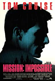 Misión: Imposible (1996) cover