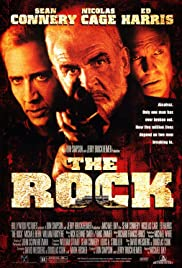 The Rock (1996) cover