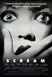 Scream (1996) cover