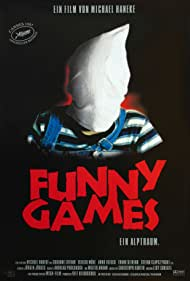Funny Games - Juegos divertidos (1997) cover