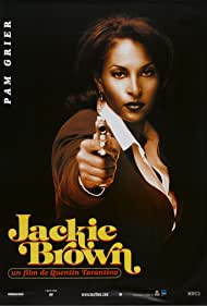 Jackie Brown (1997) cover