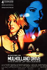 Mulholland Drive (2001) cover