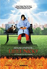 Little Nicky (2000) cover