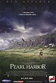 Pearl Harbor (2001) cover