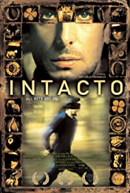 Intacto (2001) cover