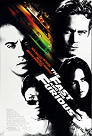 The Fast and the Furious (A todo gas) (2001) cover
