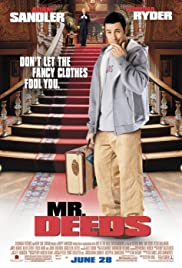 Mr. Deeds (2002) cover