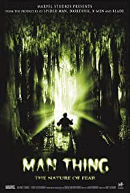 Man Thing (La naturaleza del miedo) (2005) cover
